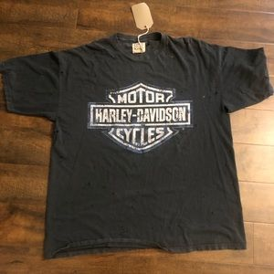 Furst of a Kind Repurposed Harley Davidson Tee